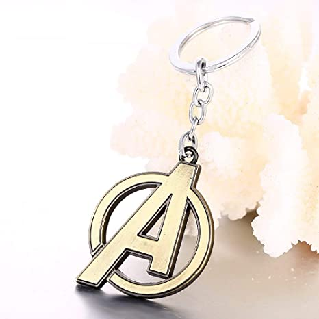 Amazon.com: Marvel Keychains SuperHeros The Avengers Metal ...
