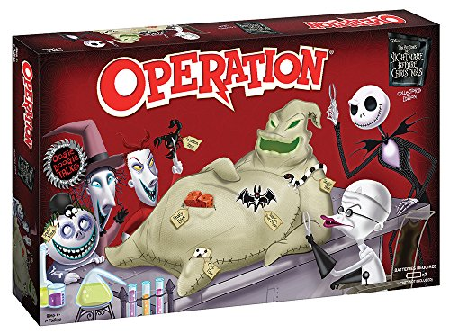 Operation The Nightmare Before Christmas -