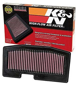 K&N TB-6713 Replacement Air Filter by K&N