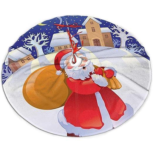 GWrix Base Arbol Navidad,Navidad Falda del Árbol,Christmas Tree ...