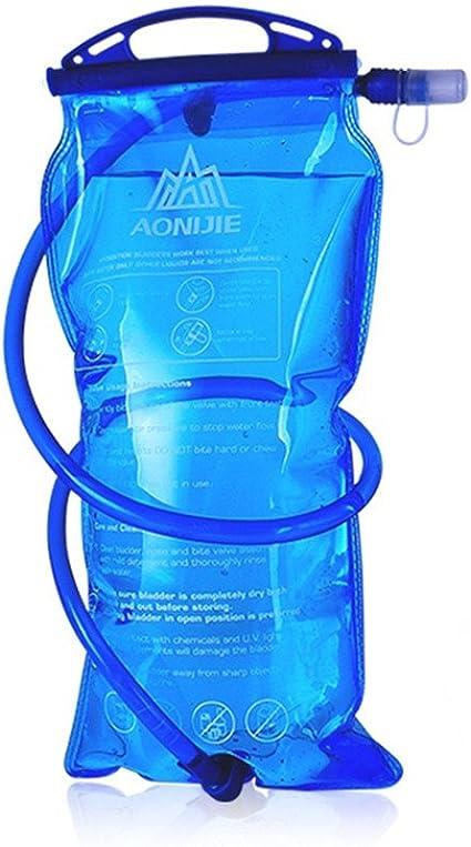 perfeclan Wasser Trinkbeutel Trinkblase H/ülle Trinkschlauch Schutzh/ülle f/ür Trinksystem