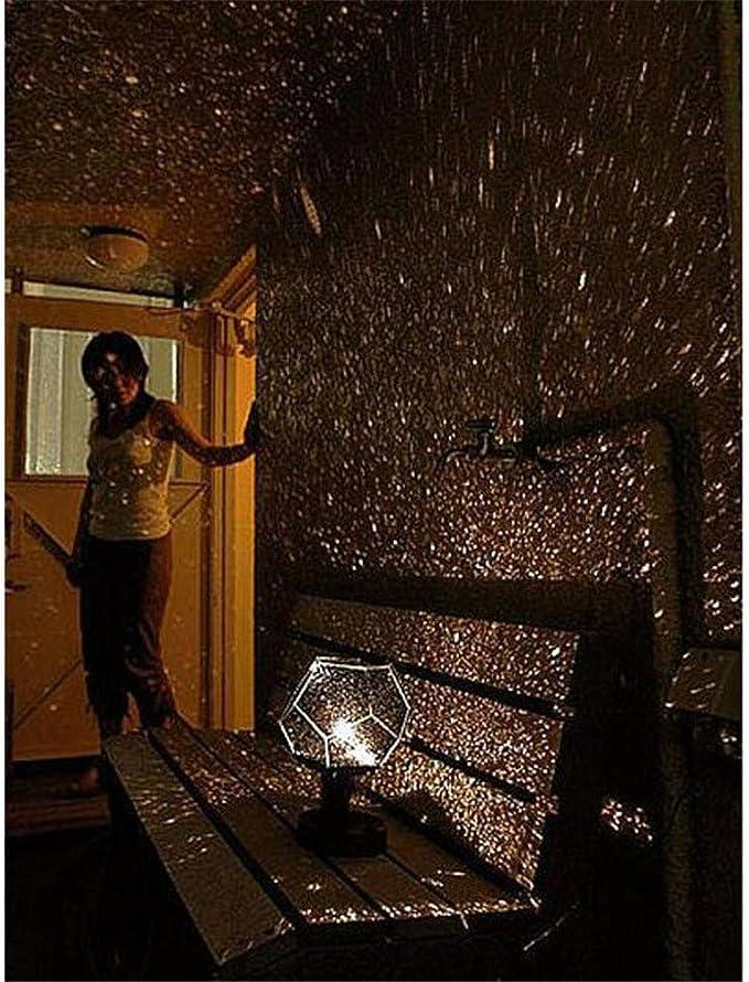LZY Noche de la luz, Techo Cosmos proyector de Pared Cielo ...