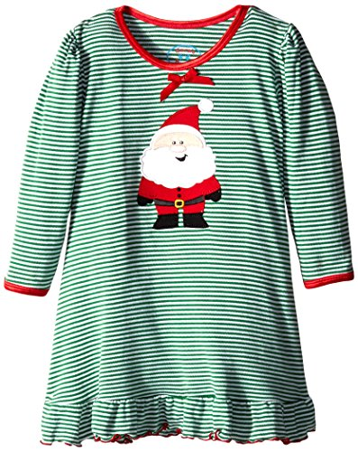 Sara's Prints Baby Girls' Puffed Sleeve Nightgown