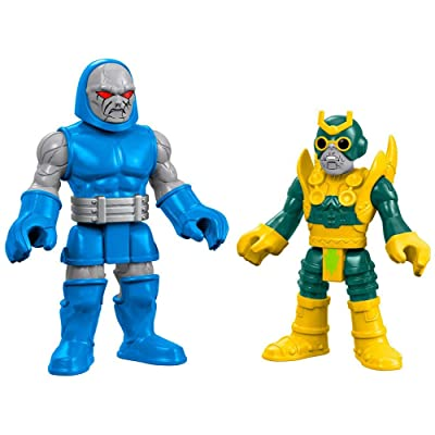 Fisher-Price Imaginext DC Super Friends, Darkseid & Minion: Toys & Games