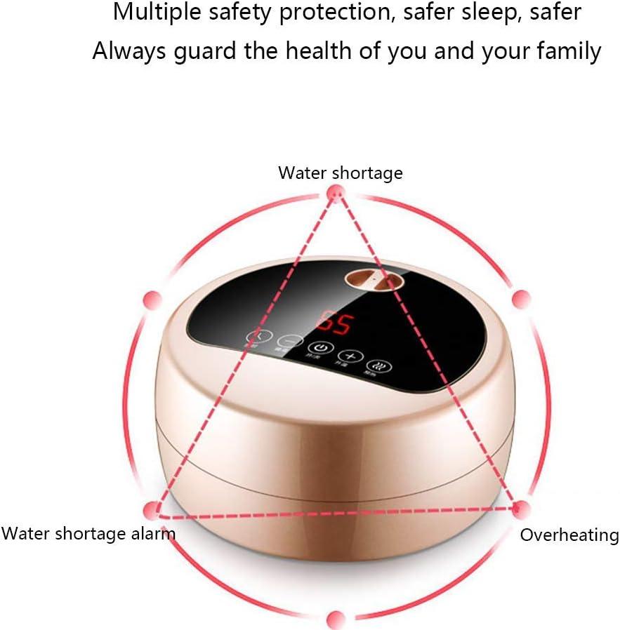 Non-radiative Water Circulation Plumbing Mattress shutoff,80 * 160cm W/ärmeunterbett Blanket Washable Carbonated Water Circulation Heating