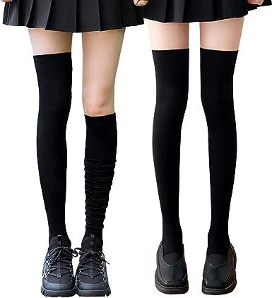 Thigh High Socks Extra Long Thigh High