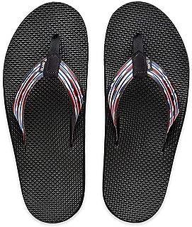 product image for Island Slipper Mens Nylon Thong Nautical Size 9 Sandals