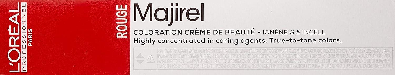 LOréal Professionnel Majicontrast Ionène G Coloración Crema Rg Tinte, Rojo, 50 ml