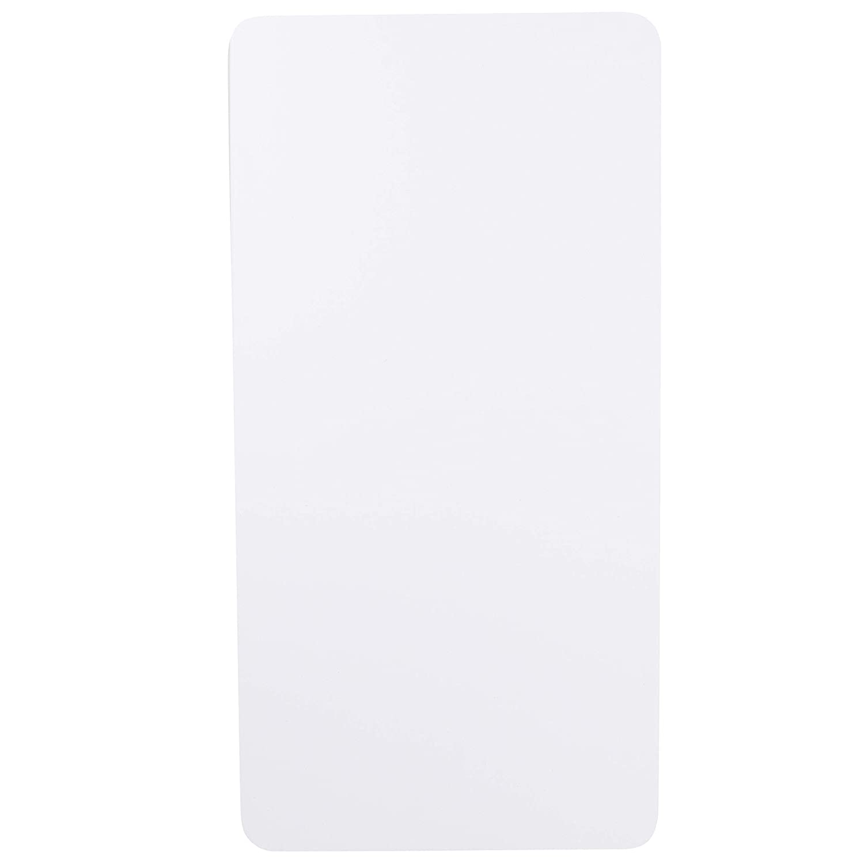 Flash Furniture 4-Foot Kid\'s Granite White Plastic Folding Table 71oFNS-AFSL