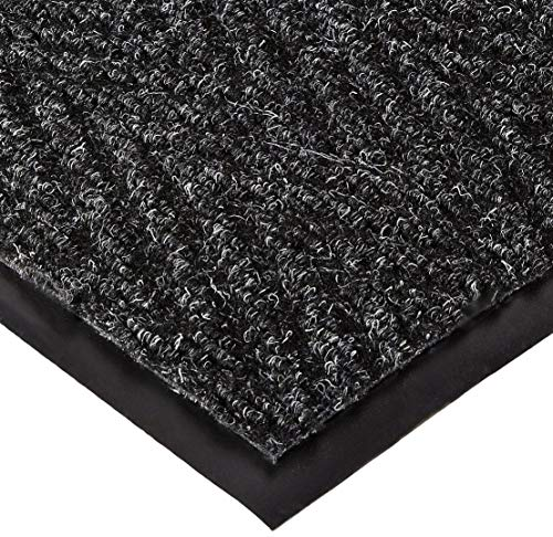 NoTrax 105 Chevron Entrance Mat, for Lobbies and Indoor Entranceways, 4' Width x 8' Length x 5/16