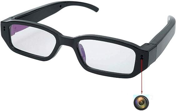 Mini Glasses Spy Camera HD 1080P Hidden Covert Eyewear DV DVR Video Recorder