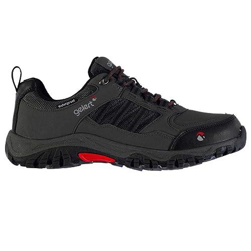 520f94c613e Gelert Mens Horizon Low Waterproof Walking Shoes