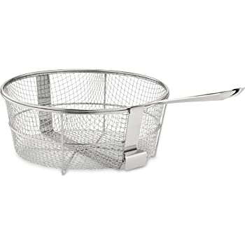 Amazon Com All Clad 59930 Dishwasher Safe Fry Basket