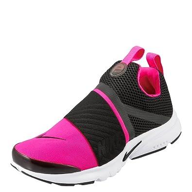367ab875bb71 NIKE Presto Extreme (GS) Big Kid s Running Shoes Black Pink Prime White