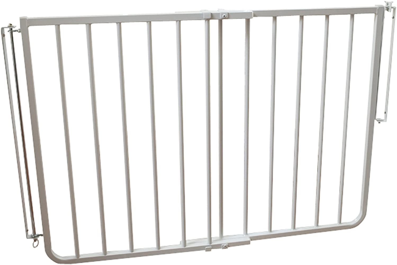 Cardinal Gates Outdoor Gate, White
