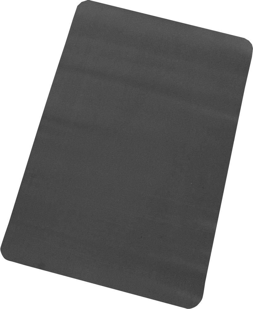 AliMed Safety NoSlip Mats, Black 2x3 feet