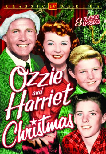 Adventures of Ozzie & Harriet - Christmas Collection (8 Episodes) (Alphas Complete Series)