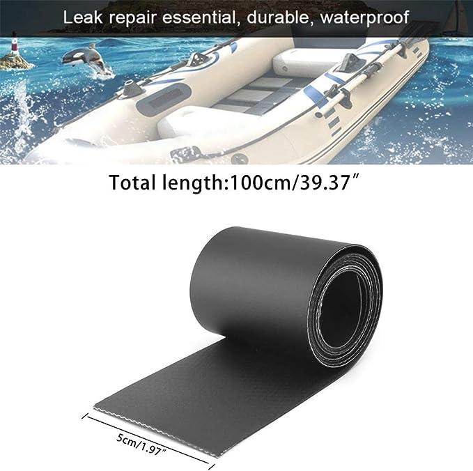 2x Boats Kayak Canoe Raft Repair Patch Waterproof Inflatable Toy Repairing