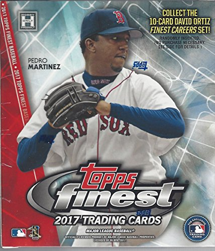 2017 Topps Finest MLB Baseball HOBBY box (6 pk MINI BOX)