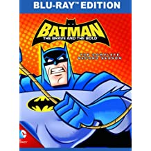 Batman: The Brave And The Bold- The Complete Second Season