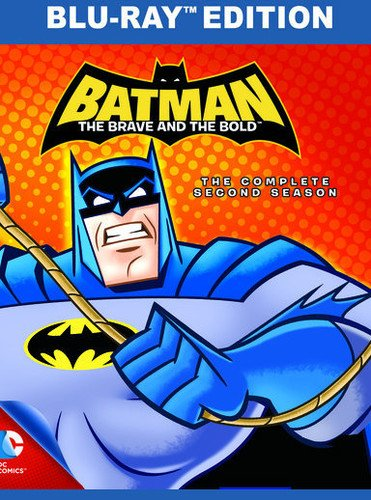Batman: The Brave and the Bold: The Complete Second Season [Blu-ray] (Batman Return Of The Caped Crusaders Comic)