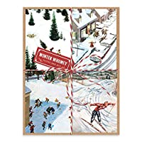 Winter Whimsy Deluxe Holiday Notecards