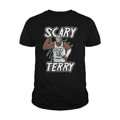 231141cac191 Men's Scary Terry Celtics 12 T-Shirt (S, Black)