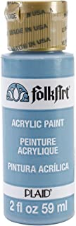 product image for FolkArt Acrylic Paint in Assorted Colors (2 oz), 2555, Deep Ocean Blue