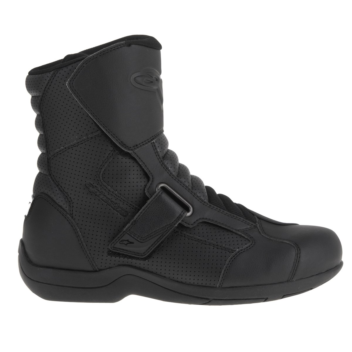 Alpinestars Ridge 2 Air Men's Street Motorcycle Boots - Black / 47