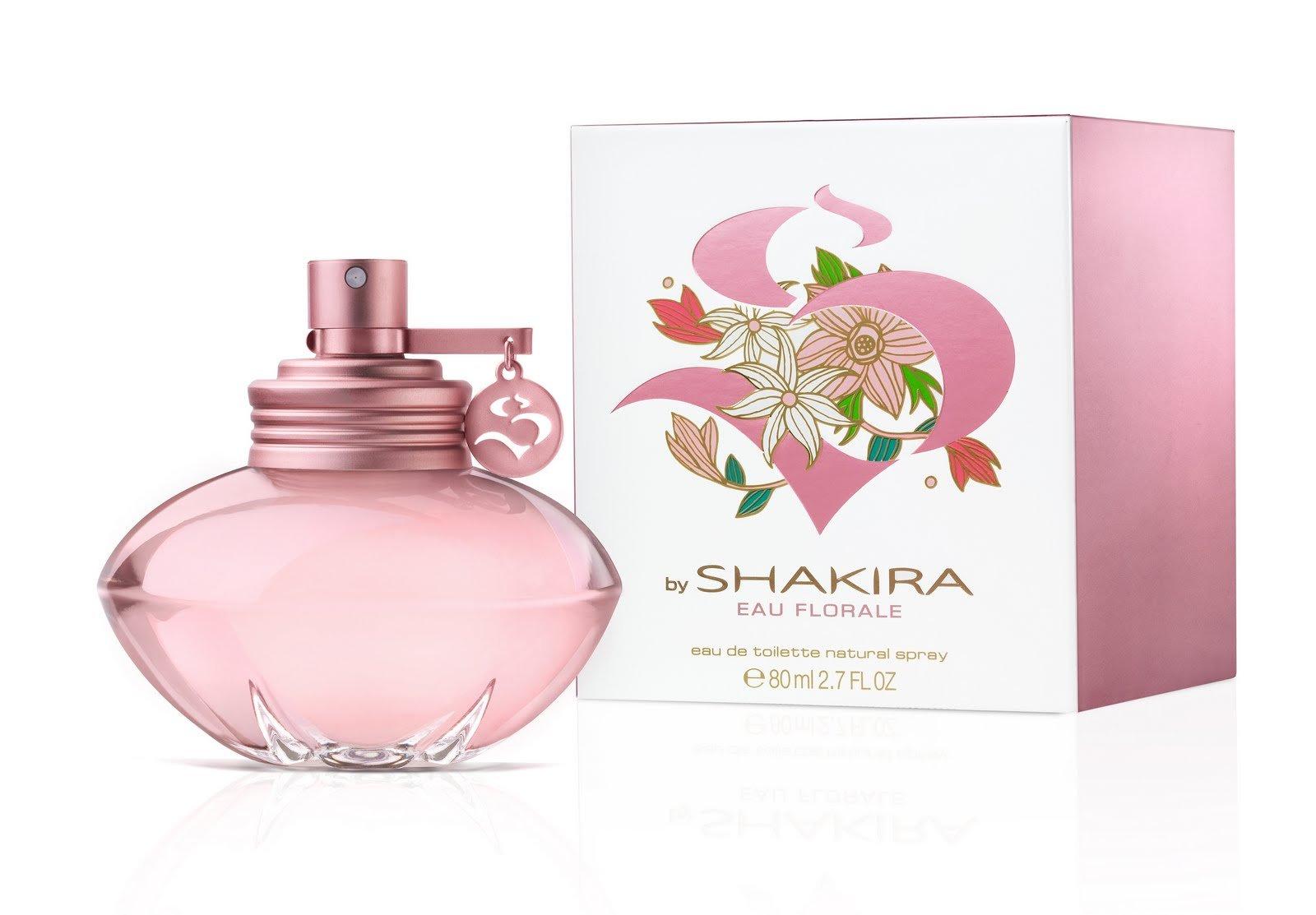 S BY SHAKIRA EAU FLORALE by Shakira EDT SPRAY 2.7 OZ
