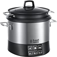 Russell Hobbs All In One Cookpot, Silver, 4.5 l, 23130