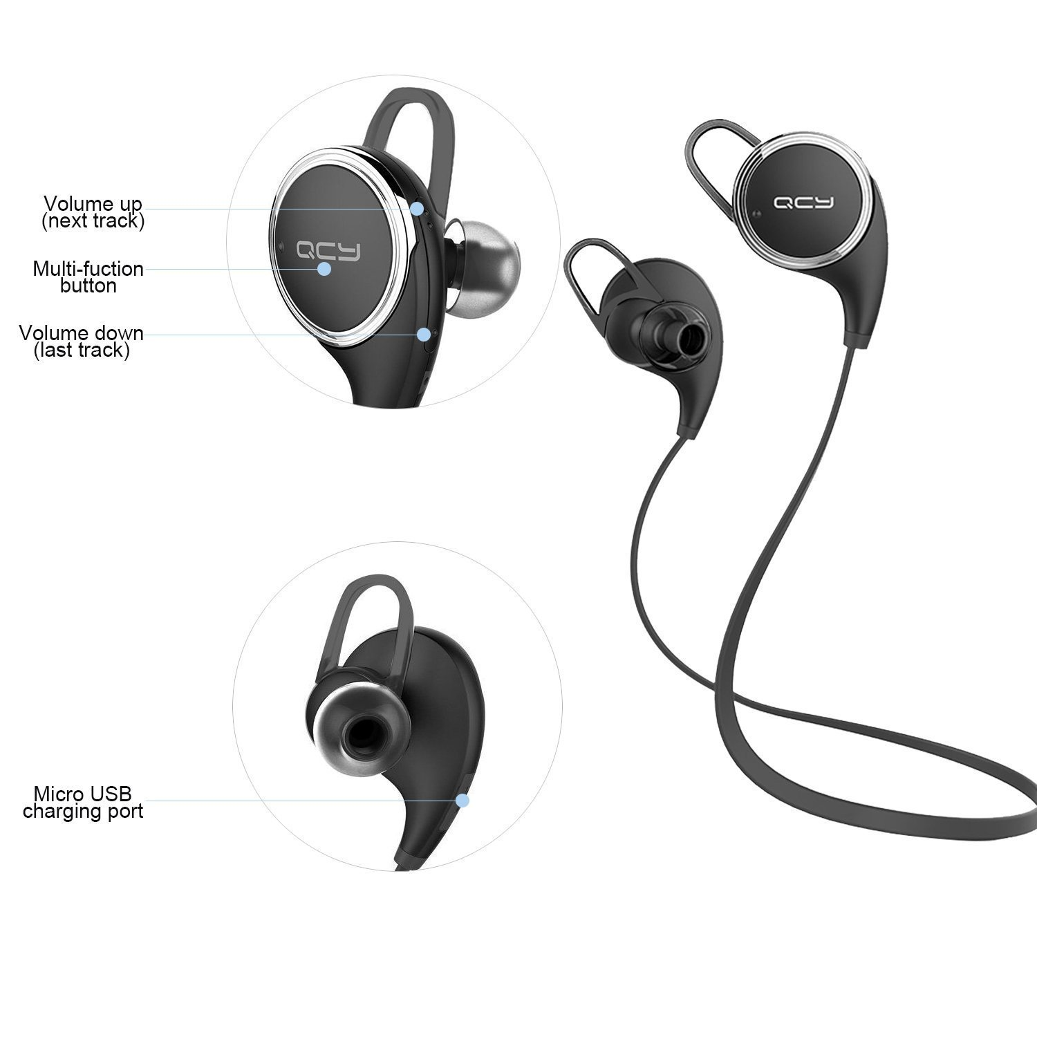 QCY QY8 Bluetooth Headphones 63cb4c0711d1b