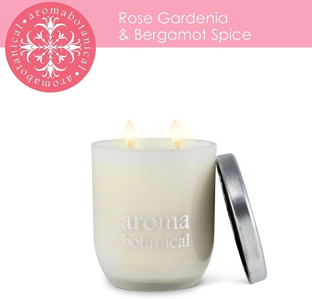 5 oz Abbott 16-AB//005 RG Collection Rose//Gardenia Candle