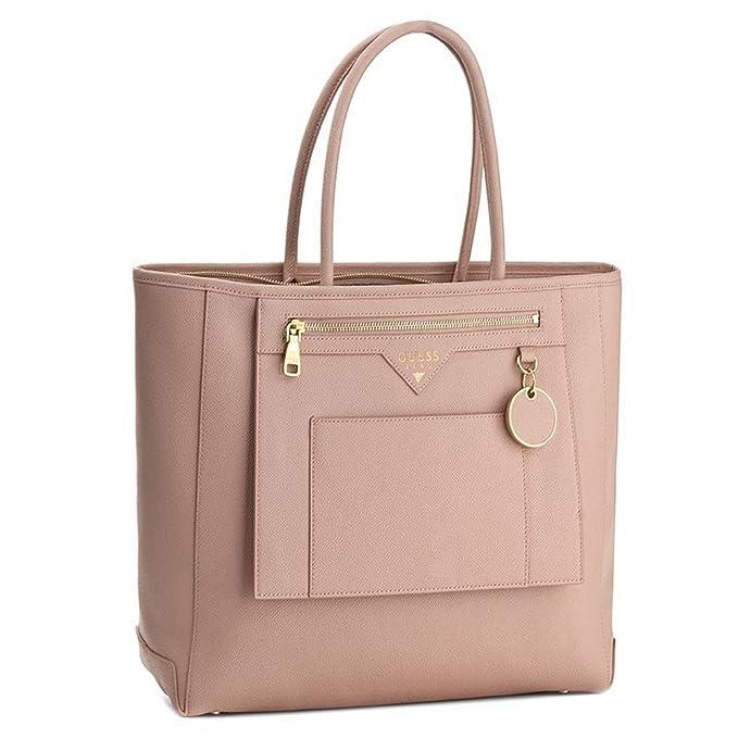 Guess - Cartera para mujer rosa ROS ROSE: Amazon.es: Zapatos y complementos