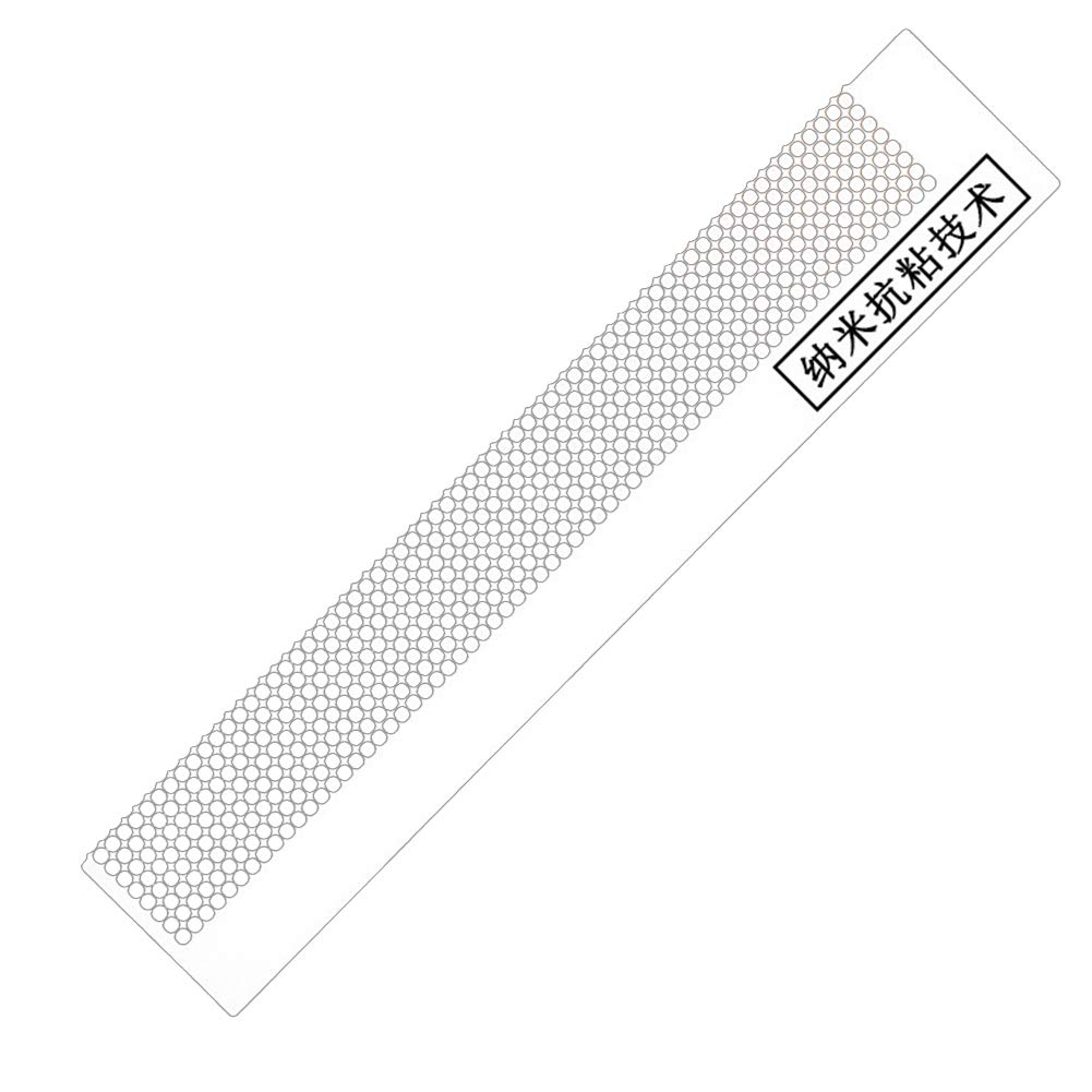 Peyan 5D DIY Diamond Painting Ruler Tools Nano Point Drill Ruler Cross Stitch Diamond Embroidery Paste Sticker Dotting Rhinestone Point Anti-Stick Drilling Ruler Tools Accessories