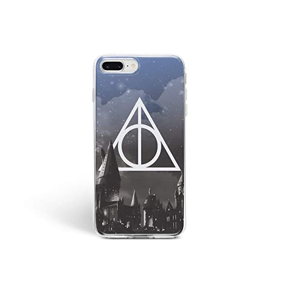 Amazon Com Zizzdess Harry Potter Glasess Case For Apple Newest