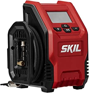 SKIL PWR CORE 12 Compact Tire Inflator, Tool Only — IF5943-00