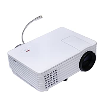 CAHAYA Mini Proyector RD LED,Videoproyector Portátil LED LCD ...