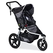 BOB Revolution Flex 2.0 Jogging Stroller, Black