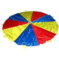 Softee 0009632 - Paracaídas, multicolor, talla L, 6m