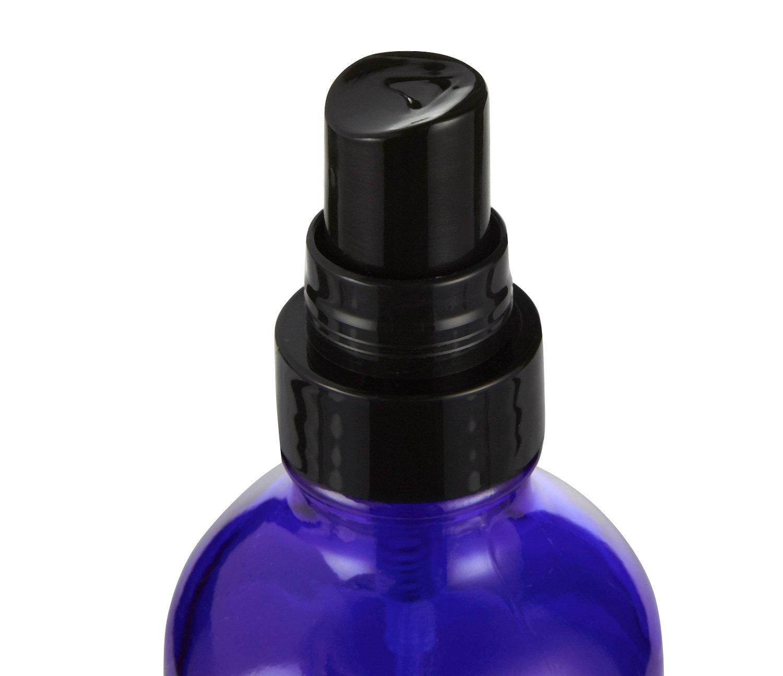 Botellas de cristal del aerosol - botella del aerosol vacío con atomizador Bombas - para Aceites Esenciales, viajes, perfumes, y más - recargable y ...