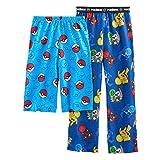 AME Boys Pokemon 2‑Pack Lounge Pants & Shorts Size Large (10-12)