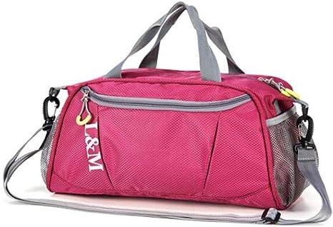 Male Training Sports Equipment Shoulder Bag Large Capacity Gym Bag Black Large Size Alta qualit/à Jielongtongxun Sports Bag 482122cm Waterproof Swimming Bag Travel Handbag Football Duffel Bag