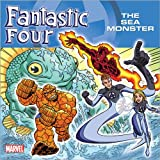 img - for The Sea Monster (Fantastic 4 8x8) book / textbook / text book
