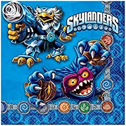 Skylanders Luncheon Napkins, Party Favor