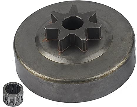 HIPA Clutch Drum Sprocket Cover with Bearing Cage for STIHL 029 034 036 039 MS290 MS310 MS360 MS390 034 Super Chainsaw