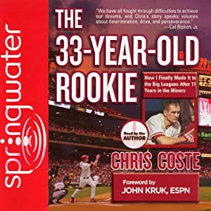 The 33-Year-Old Rookie Audiobook