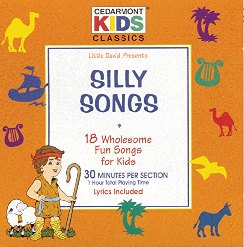 Sings Silly Songs Cd (Silly Songs)