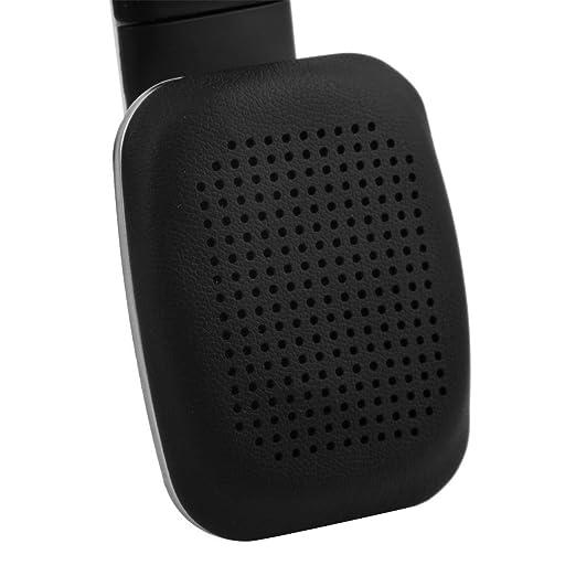 Amazon.com: eDealMax Reducción de ruido Tablet PC inalámbrica Bluetooth estéreo auriculares del receptor Blanca w Cable USB: Electronics