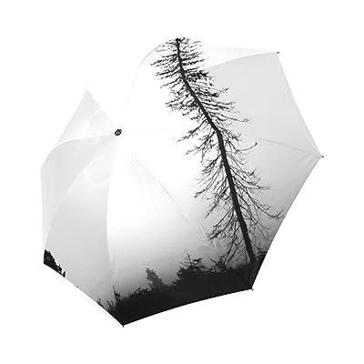 Beautytool Custom Lonely Floding Travel Umbrella